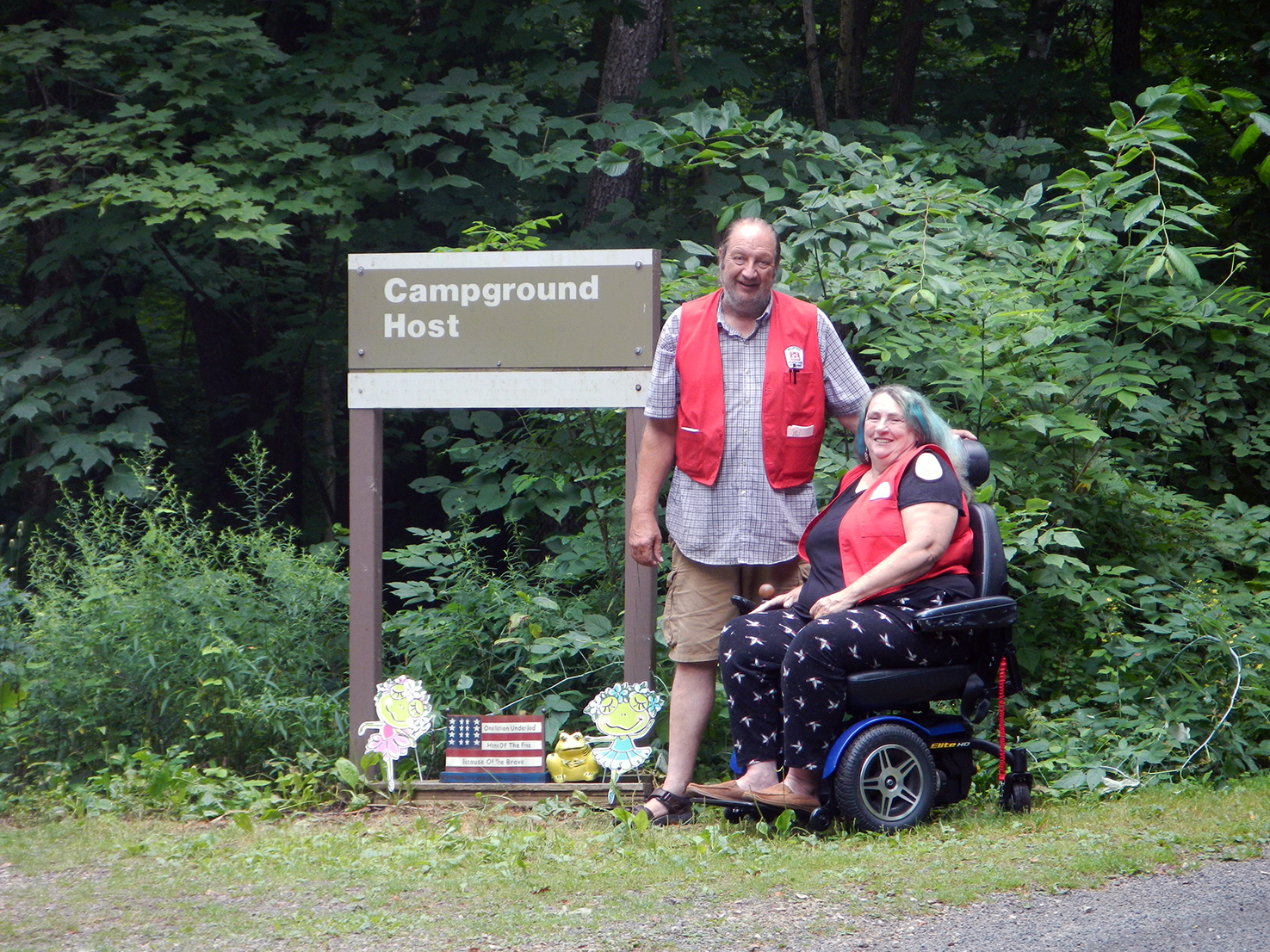 Volunteers - Campground Host